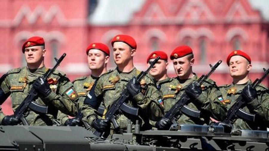 Bộ Quốc phòng Nga phản đối cắt giảm 100.000 binh lính