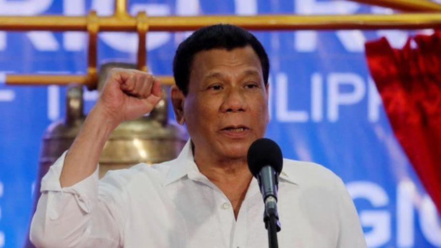 Ông Duterte sẵn sàng đi tù vì cuộc chiến ma túy 6.000 cái chết