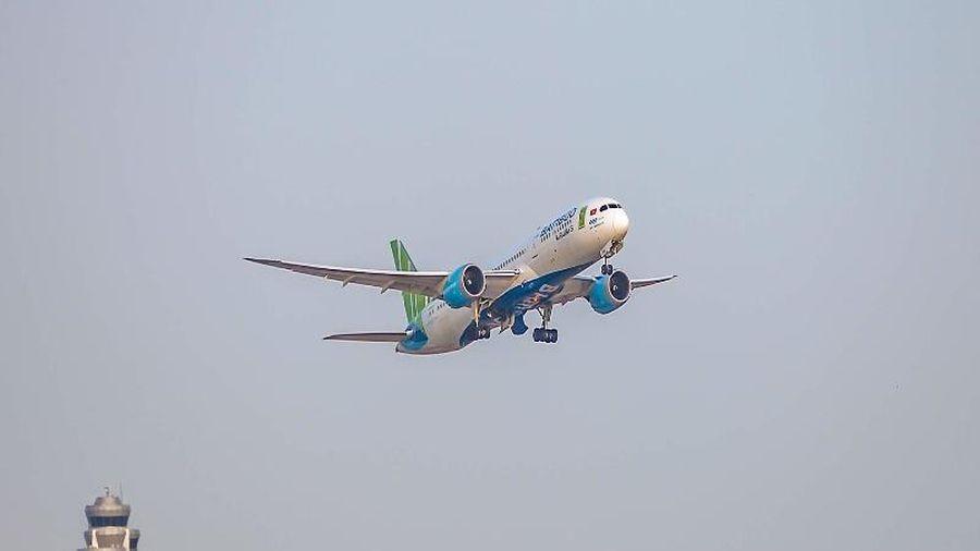 Khôi phục nhiều đường bay thương mại quốc tế thường lệ