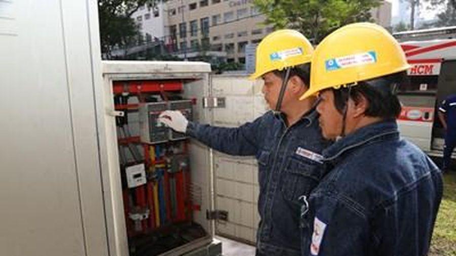 Tổng Công ty Điện lực TP. HCM đảm bảo điện phục vụ họp trực tuyến kỳ họp Quốc hội