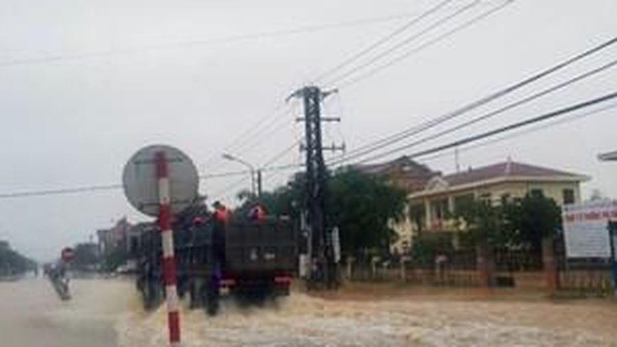 Quảng Bình: 7 người chết, 14 người bị thương do mưa lũ