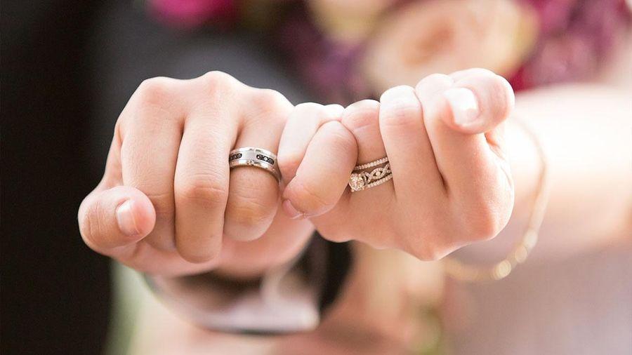 Bí kíp chọn nhẫn cưới dành cho ngày chung đôi