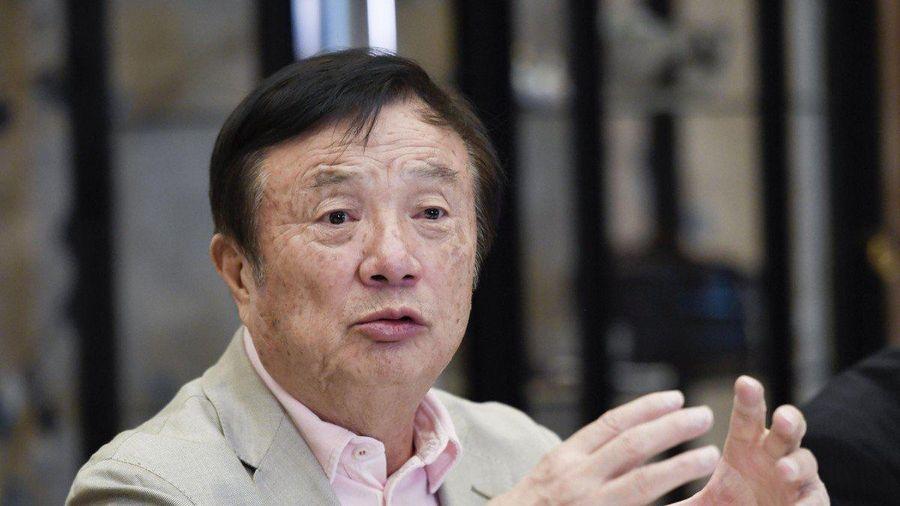 Huawei gặp khó, tài sản của nhà sáng lập bốc hơi 10%