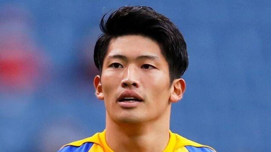 Cầu thủ Nhật Bản bị cắt hợp đồng vì hành hung bạn gái