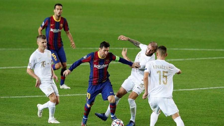 HLV Koeman: 'Tôi không phàn nàn gì về Messi'