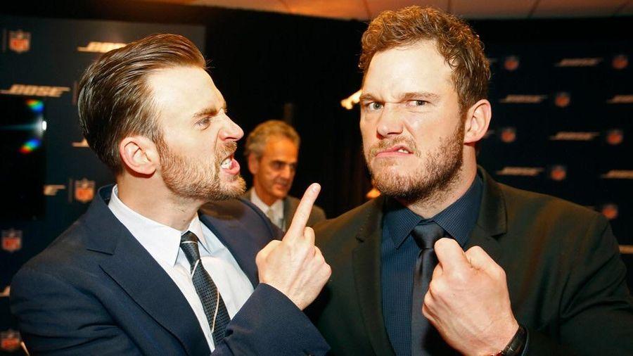 Tài tử 'Vệ binh dải ngân hà' bị chê là Chris tệ nhất Hollywood
