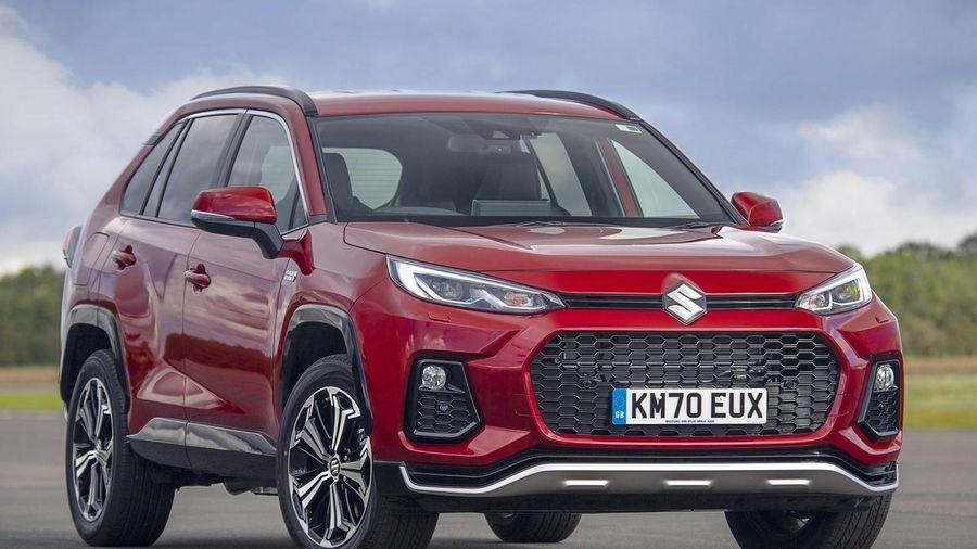 Suzuki Across 2021 được ra mắt tại châu Âu