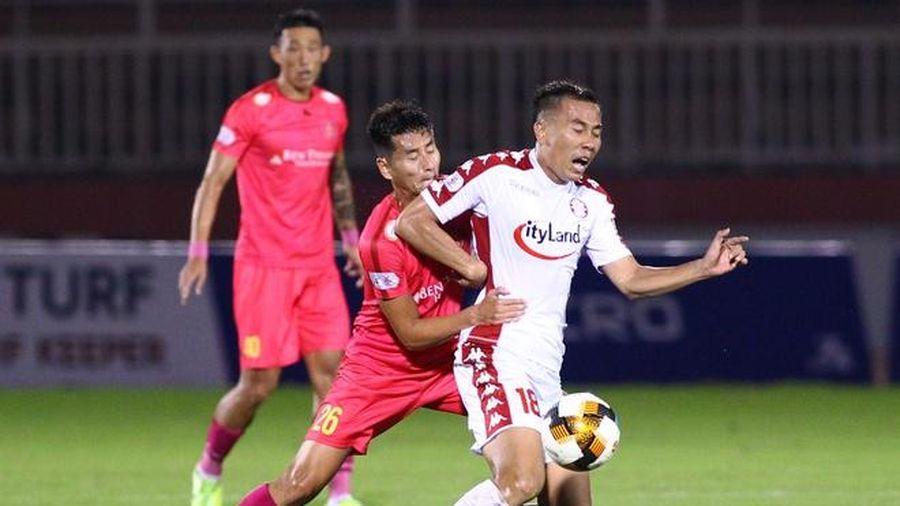 CLB Sài Gòn có lý do đẩy đối thủ xuống sân Bà Rịa