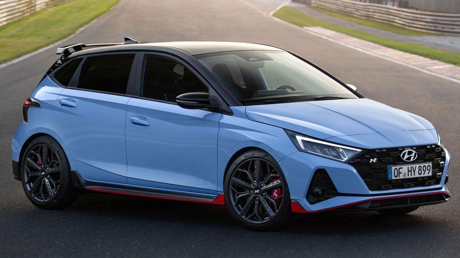 Hyundai i20 N 2021 được ra mắt tại châu Âu
