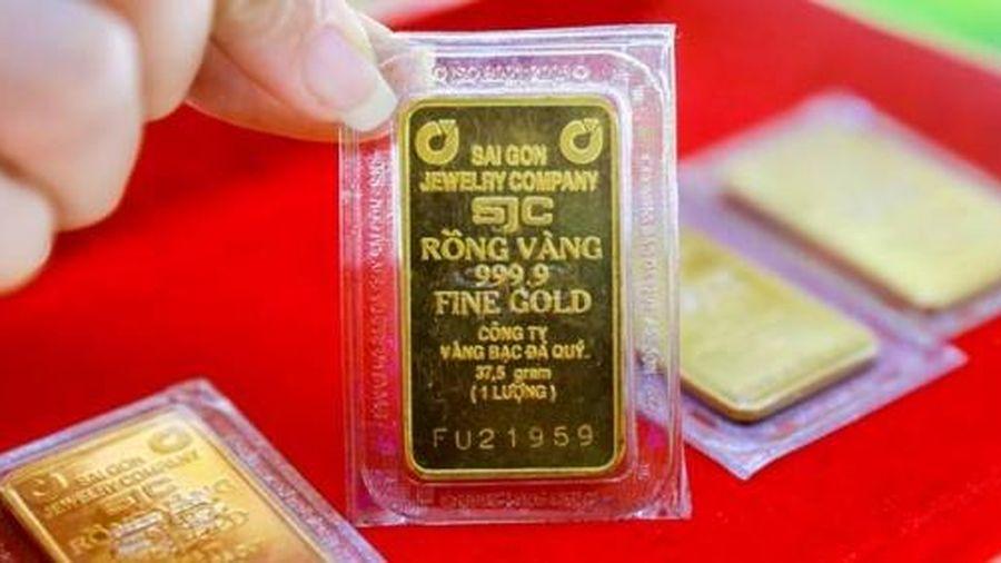 Giá vàng hôm nay 21/10: Tăng nhẹ do đồng USD giảm