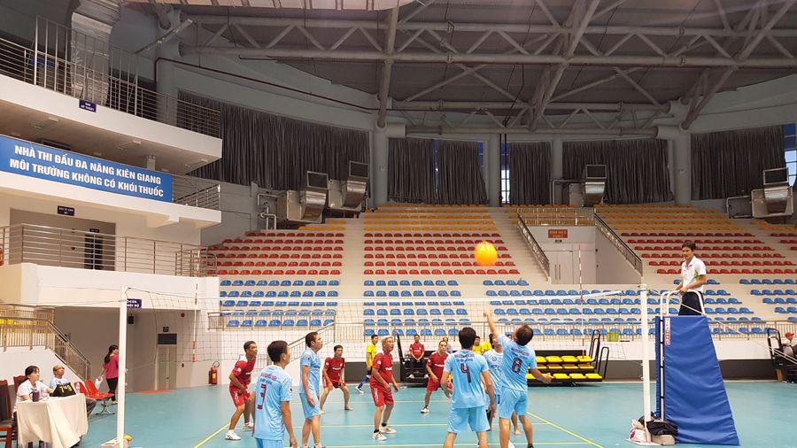 Kiên Giang tập huấn về công tác thể dục thể thao cho người cao tuổi