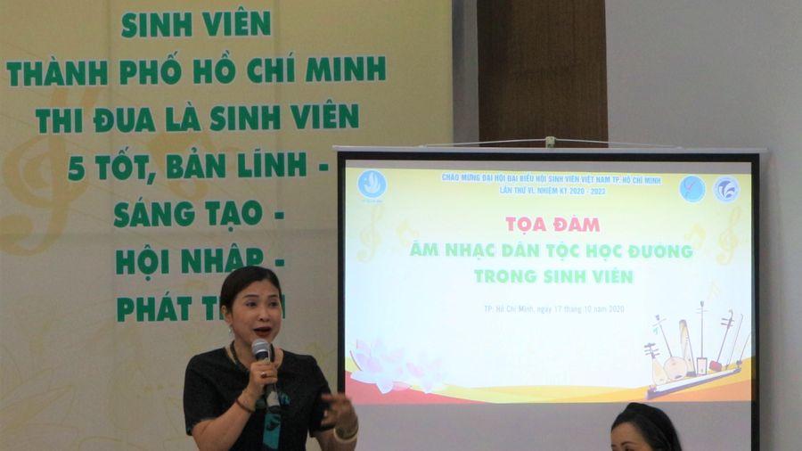 Phát huy và bảo tồn giá trị âm nhạc dân tộc trong học đường: Cải tiến nhưng vẫn là tiếng nói của người Việt