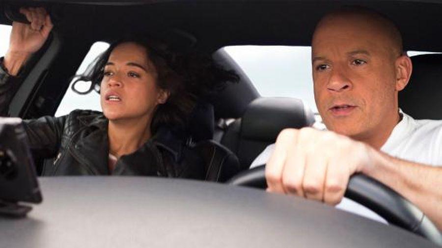 Loạt phim 'Fast and Furious' sẽ kết thúc ở phần 11