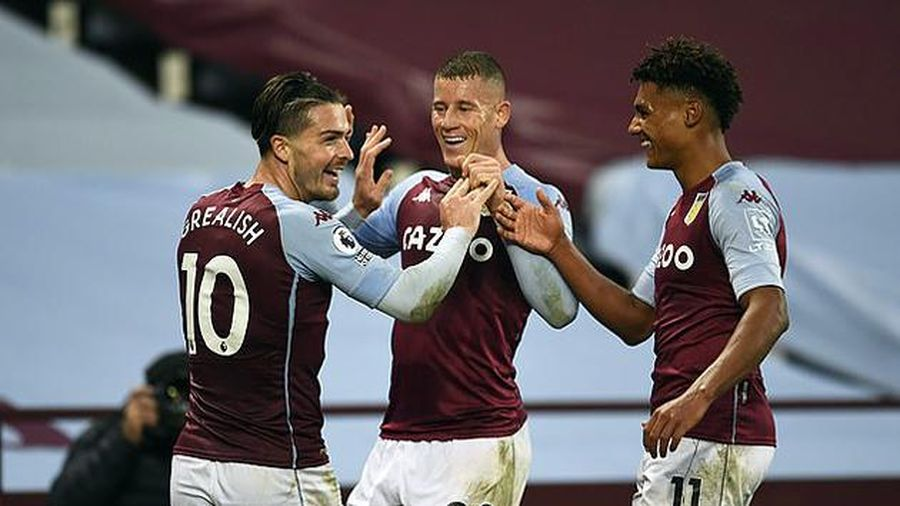 'Ngựa ô' Aston Villa
