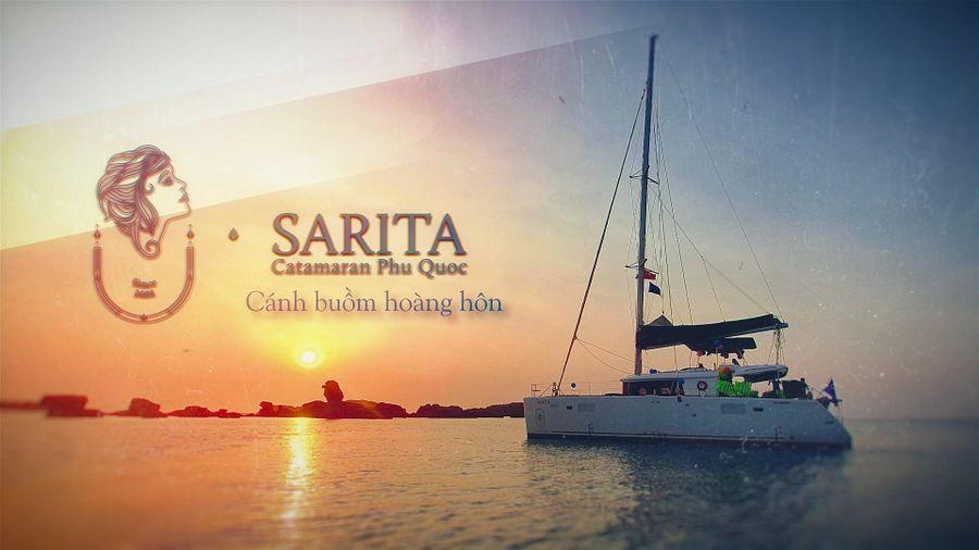 Du thuyền Sarita Phú Quốc: Cánh buồm hoàng hôn