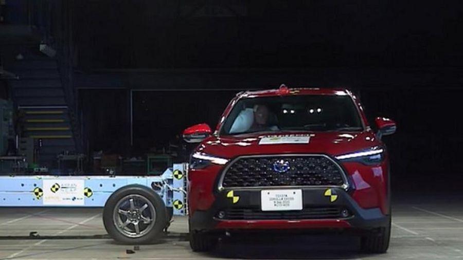 Toyota Corolla Cross có đạt chuẩn an toàn toàn diện?