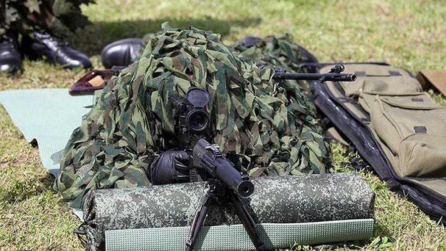 Soi trang bị siêu khủng của lính bộ binh sư đoàn bảo vệ Moscow