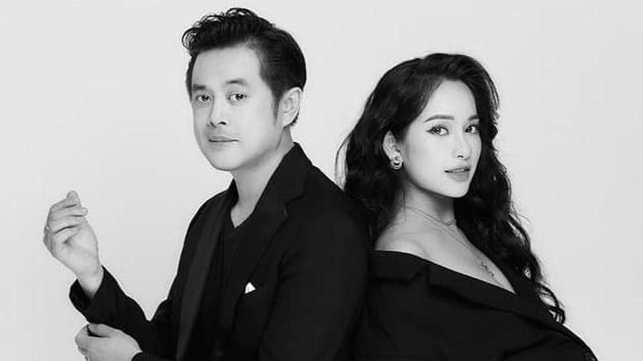 Dương Khắc Linh thông báo vợ sinh đôi, tiết lộ tên hai bé