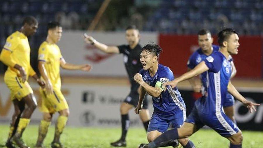Quảng Nam thắng trận vẫn… lâm nguy