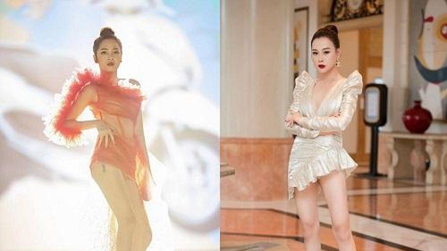 Đỏ mặt với phong cách váy siêu ngắn khiến các người đẹp Việt 'hớ hênh' trước bàn dân thiên hạ