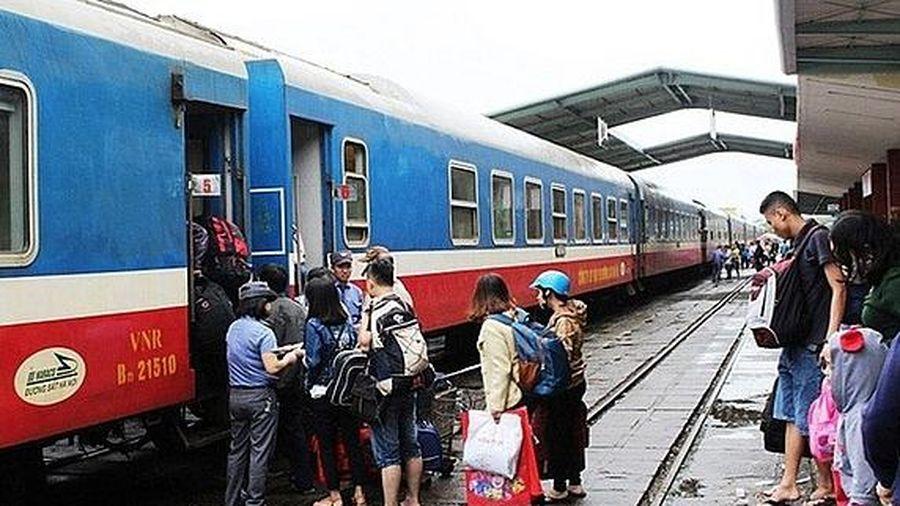 Thông đường sắt Bắc-Nam, chạy lại tàu SE7/S8 Hà Nội - Sài Gòn