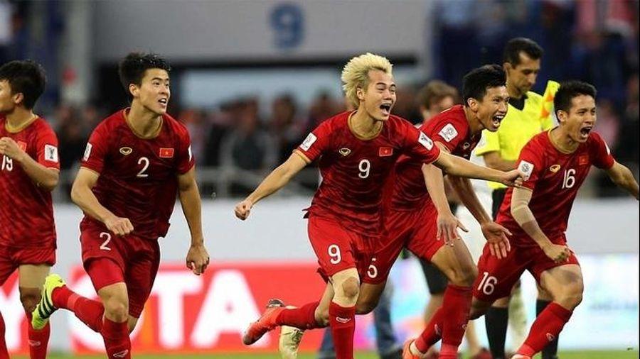 Công bố lịch tập trung của đội tuyển Quốc gia và U22 Việt Nam