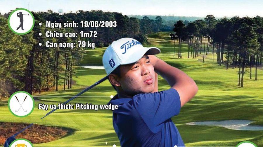 Nhà vô địch Tiền Phong Golf Championship 2019 Nguyễn Vũ Quốc Anh