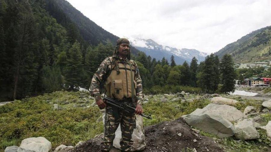 Ấn Độ trao trả binh sĩ đi lạc qua biên giới cho Trung Quốc