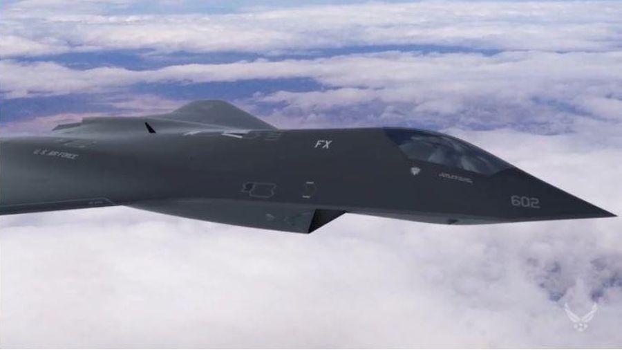 Hé lộ vài chi tiết về chiến đấu cơ mới không quân Mỹ đang bí mật phát triển
