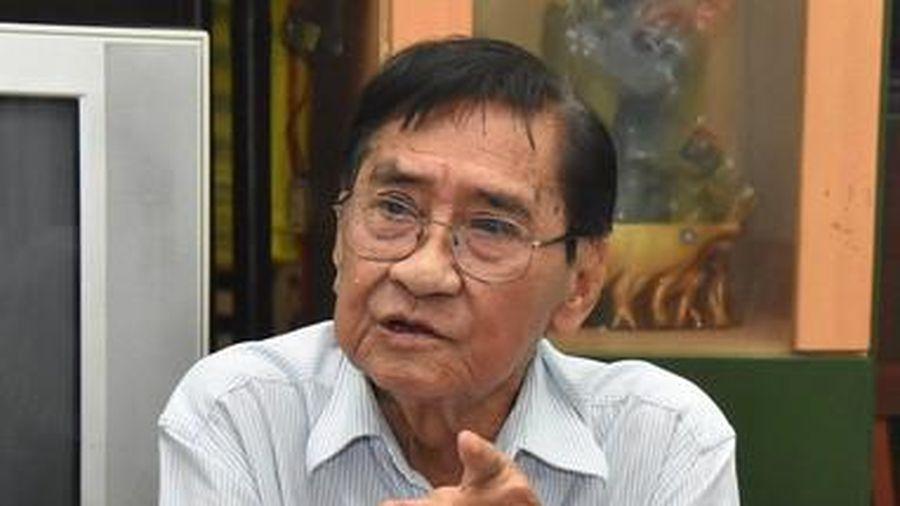 NSƯT Nam Hùng - Cậu bé nghèo đất Hà Nam trở thành 'Đệ nhất kép độc' cải lương như thế nào?