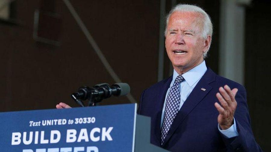 'Giấc mơ' năng lượng sạch của Biden