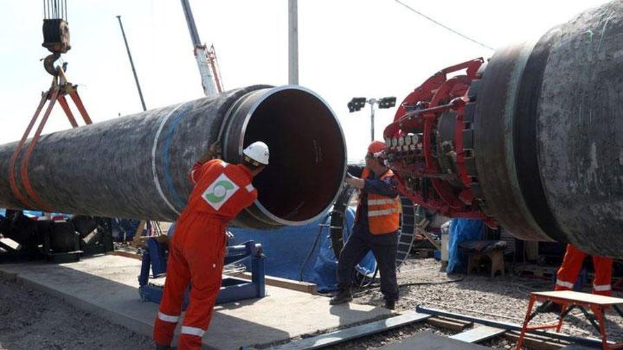 Nord Stream 2 gặp nhiều trắc trở