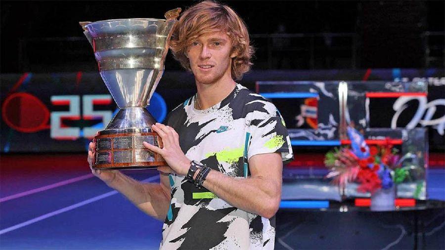 Andrey Rublev vô địch St. Petersburg mở rộng 2020