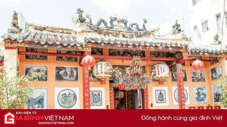Hiệp Thiên Cung: Điểm du lịch mang dấu ấn tín ngưỡng người Hoa