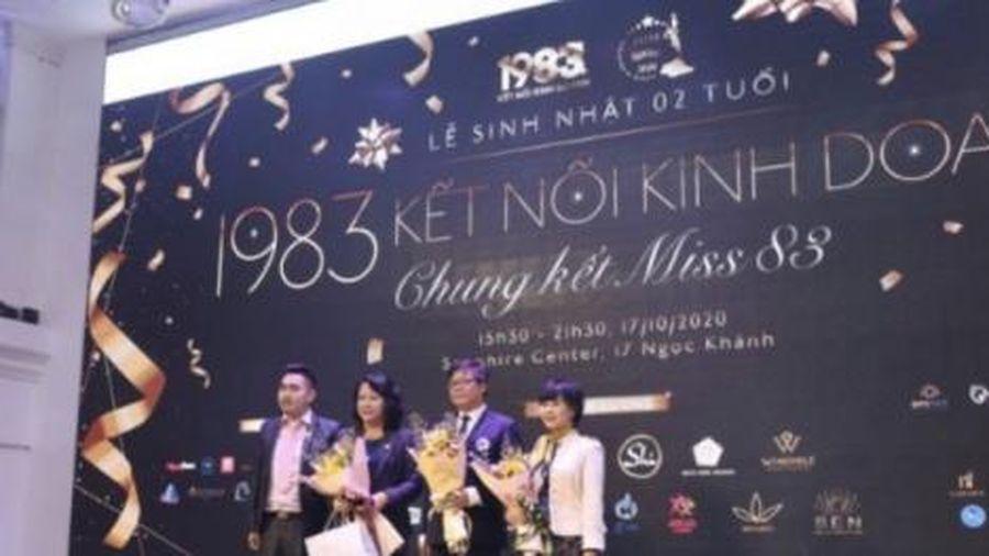 '1983 - Kết nối Kinh doanh' hành trình 2 năm gắn kết