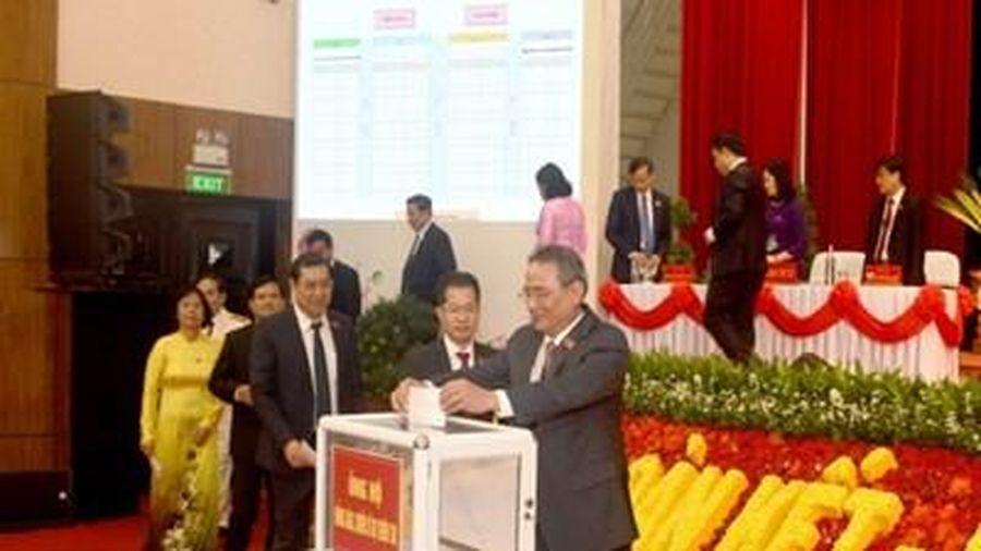 Đại hội Đảng bộ TP Đà Nẵng họp trù bị, phát động quyên góp hỗ trợ người dân miền Trung