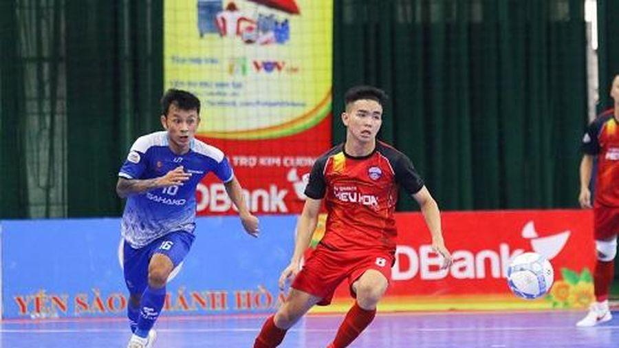 Thắng đậm Đà Nẵng, Sahako giành vị trí Á quân mùa thứ 2