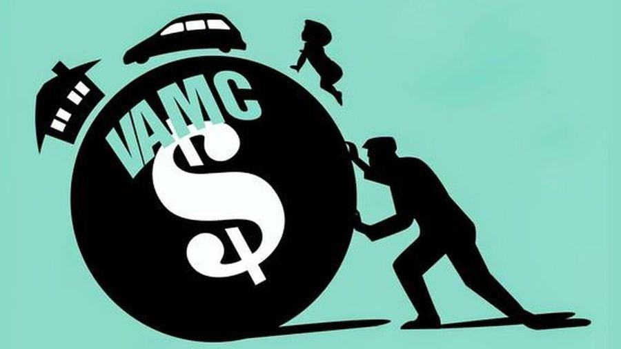 Nợ xấu từ 'túi VAMC' sang 'túi khác'