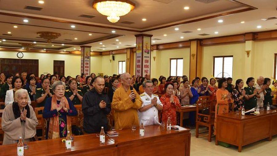 Chùa Quán Sứ tổ chức chương trình giao lưu 'Phật giáo đối với nữ Phật tử'