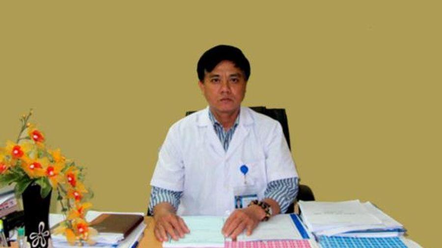 Giám đốc Bệnh viện Sản - Nhi Phú Yên bị kỷ luật cách chức
