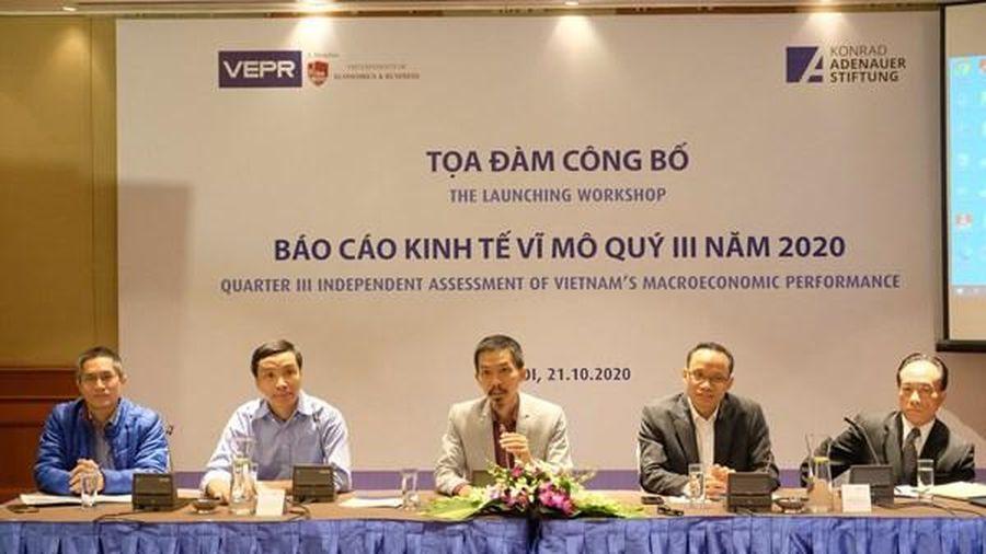 VEPR: Việt Nam có thể đạt mức tăng trưởng cả năm 2,6-2,8%