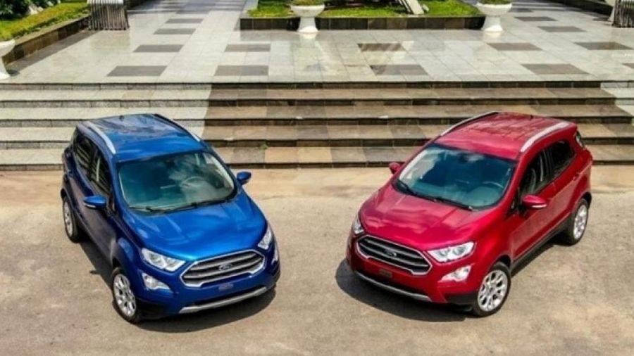 Ford EcoSport giảm hàng chục triệu, đấu Kia Seltos