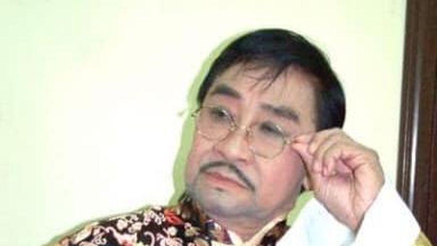 NSƯT Nam Hùng qua đời sau thời gian lâm bệnh nặng