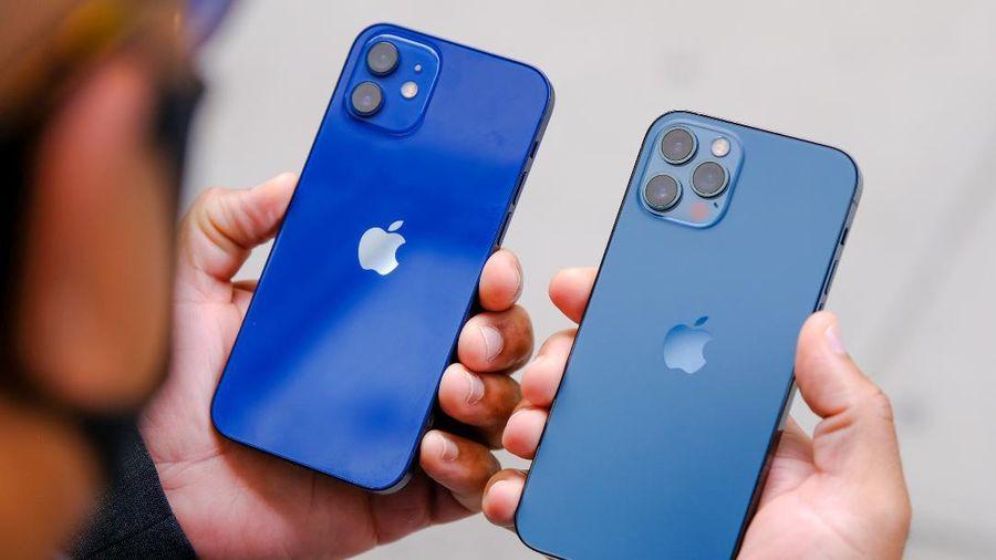 iPhone 12 xách tay đội giá ở VN, cao nhất gần 50 triệu đồng cho bản Pro