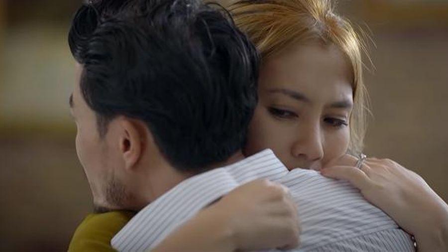 'Trói buộc yêu thương' tập 15: Hà 'quăng thính', Khánh chính thức 'cắn câu'