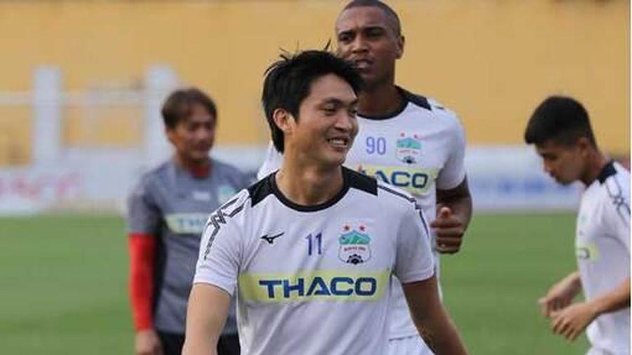 Lộ lý do Tuấn Anh không thi đấu ở trận gặp Than Quảng Ninh