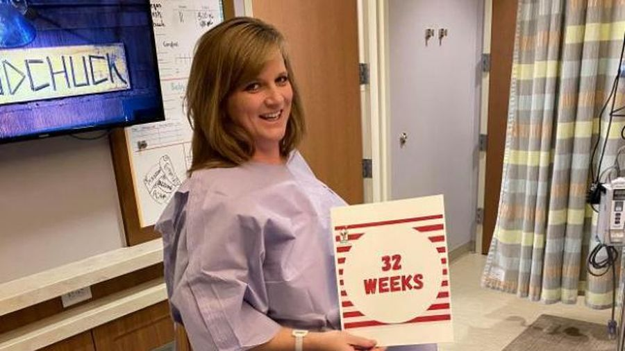 Muốn sinh thêm con, thai phụ 7 tuần đi siêu âm nhận kết quả ngoài sức tưởng tượng