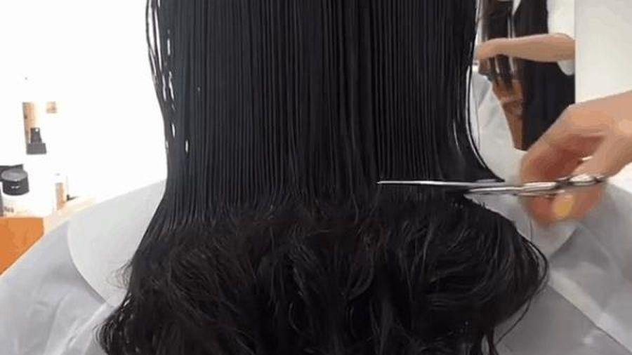 6 cách chăm sóc phục hồi đuôi tóc khô xơ