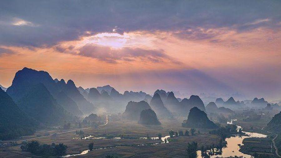 Vẻ đẹp Việt Nam qua ảnh 24 tỉnh, thành