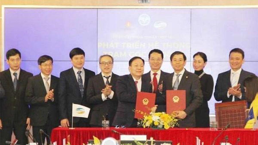 Viettel và Vingroup hợp tác phát triển trạm phát sóng 5G chất lượng cao